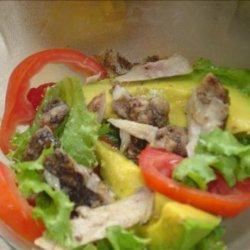 Taste the Islands Jerk Chicken Salad recipe