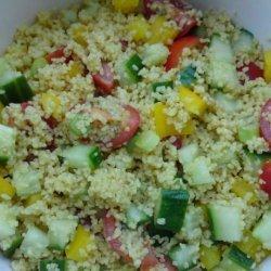 Ww Couscous Salad