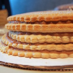 Tennessee Mountains Stack Cake
