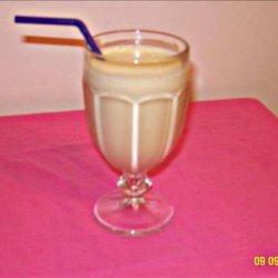 Banana Scotcheroo Milk Shake