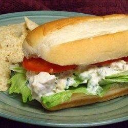Pickliscious Chicken Salad