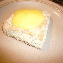 Martha Stewart's Ca. 1995 Best Lemon Curd