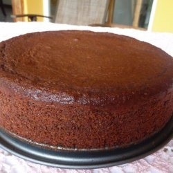 Low Carb Rich Chocolate Cake