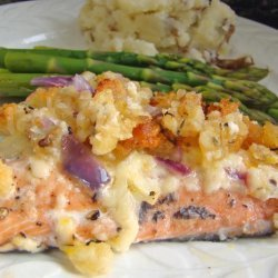 Crusted Salmon