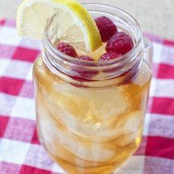 Long Island Raspberry Iced Tea