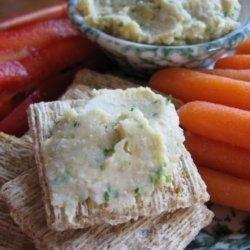 Chickpea Appetizer (Hummus Habb)