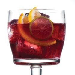 Red Sangria with Truvia(R) Natural Sweetener