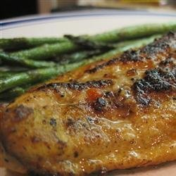 Barlow's Blackened Catfish recipe