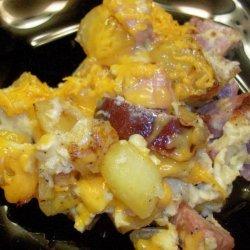 Potato-Ham Hash