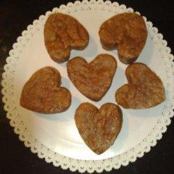 Gluten Free, Dairy Free, Egg Free & Yeast Free Carrot Muffin
