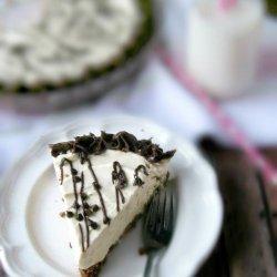The Best Peanut Butter Pie