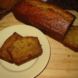 Banana Bread (Pillsbury's Recipe)