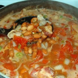 Mexican Drunk Beans recipe