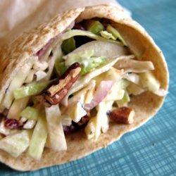 Chopped Salad Wrap