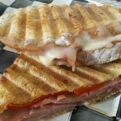 The Spaniard (Grilled Sandwich) recipe