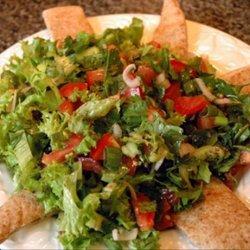 Lebanese Herb Salad
