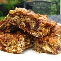 Fruited Lowfat Oatmeal Bars