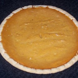Diabetic Sweet Potato Pie