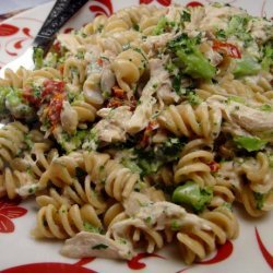 Chicken Broccoli Pasta