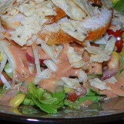 Wildfire Chicken Salad recipe