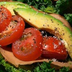 Turkey Avocado Wraps