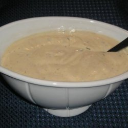 Pork Loin With Creamy Dijon Yogurt Sauce