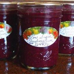 Honeyed Fig and Blueberry Jam recipe