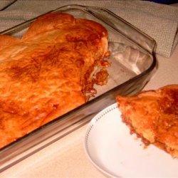 Impossible Tortilla Casserole
