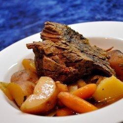Country Style Pork and Sauerkraut