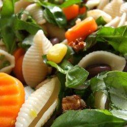 Picnic Pasta Salad (Vegan)