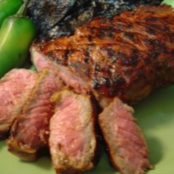 Chile-Bourbon Steak Marinade