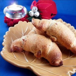 Savory Nutty Crescents