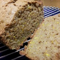 Yellow Summer Squash Bread