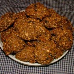 Fantabulous Oatmeal Applesauce Cookies