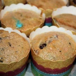 Rainbow Cupcakes (Gift Mix in a Jar)