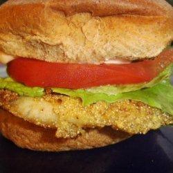 Healthy Fish Sandwiches (Ww)