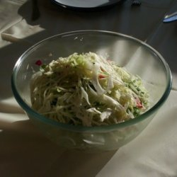 Cabbage Side Dish
