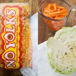 Polish Cabbage and Noodles