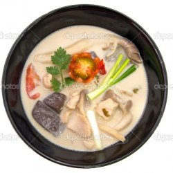 Thai Chicken and Coconut Soup (Tom Kha Kai)