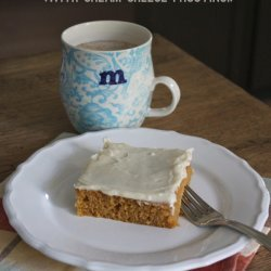 The Best Pumpkin Squares