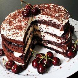Black Forest Gateau recipe