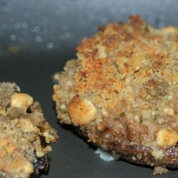 Italian Stuffed Mushrooms recipe