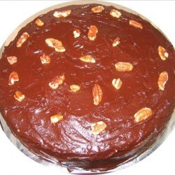 Killer Chocolate  Brownie Cake (Original Author David Beale) recipe