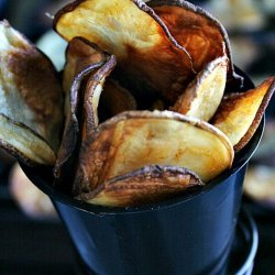 Buffalo Style Baked Potatoes