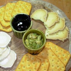 Easy Cheese Plate  Appetizer