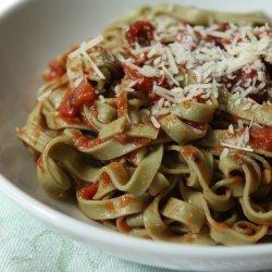 Fresh Tomato Sauce Sicilian