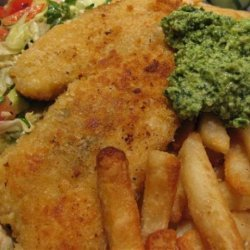 Susan's Crispy Fish Fillets