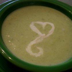 Dream of Broccoli Soup