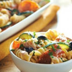 Mediterranean Rotini Salad