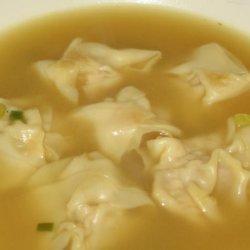 Simple Won Ton Soup